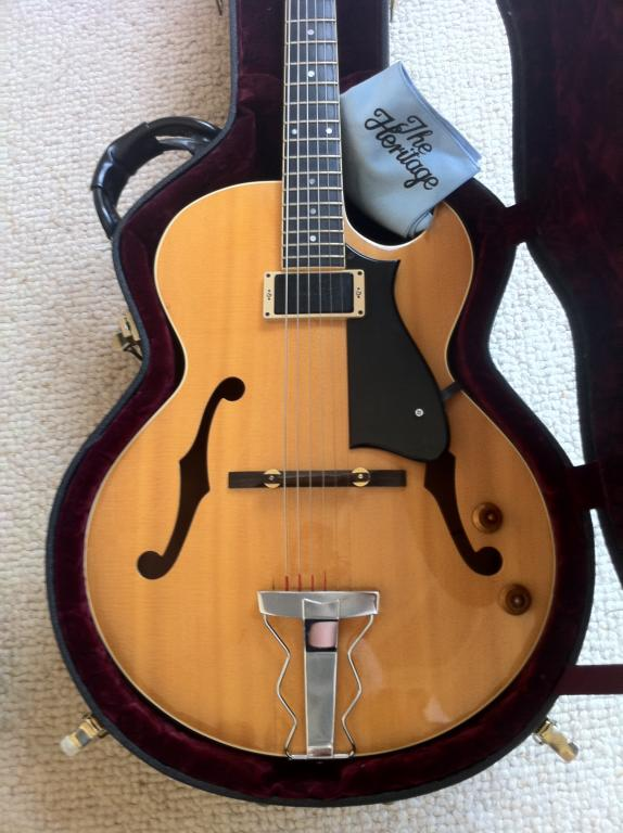 H575 - Solid Mahogany Back & Sides, Carved Spruce Top