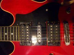 '94 Alvin Lee - Translucent Cherry