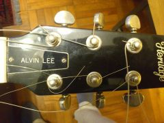 '94 Alvin Lee - Translucent Cherry