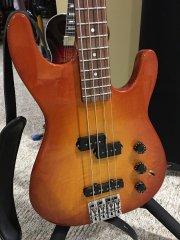 Jim Duerloo Custom Bass