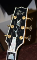 Jay's 2000 Thin body Maple top Golden Eagle