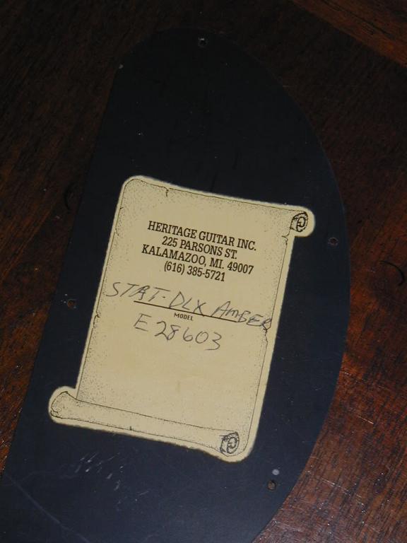 '88 Stat Dlx Hardtail
